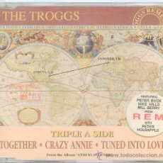 CDs de Música: THE TROGGS / TOGETHER - CRAZY ANNIE - TUNED INTO LOVE (CD SINGLE 1992). Lote 10384720