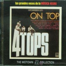 CDs de Música: CD TAMLA MOTOWN - THE FOUR TOPS. Lote 25460072