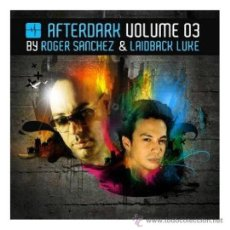 CDs de Música: AFTERDARK ROGER SANCHEZ VOLUME 3 2-CD DIGIPACK NUEVO. Lote 26941435