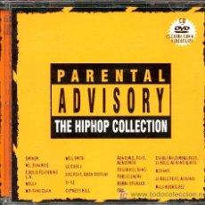 CDs de Música: EMINEM / MS. DYNAMITE / COOLIO FEATURING L.V., ETC - PARENTAL ADVISORY - CD + DVD - 2003. Lote 41331053