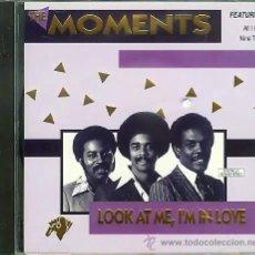 CDs de Música: CD THE MOMENTS. Lote 13236404