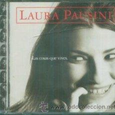 CDs de Música: LAURA PAUSINI - LAS COSAS QUE VIVES - CD CANTADO EN ESPAÑOL DE 1996. Lote 10895041