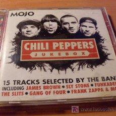 CDs de Música: TH RED HOT CHILI PEPPERS ( JUKEBOX ) CD ORIGINAL. Lote 13006254