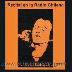 CDs de Música: SILVIO RODRÍGUEZ – RECITAL EN LA RADIO CHILENA 1972 (CD). Lote 213404857
