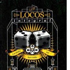 CDs de Música: CAJA CDS + LIBRO LOS LOCOS INTEGRAL GIJON ASTURIAS. Lote 11327228