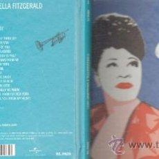 CDs de Música: ESTRELLAS DEL JAZZ: LOUIS ARMSTRONG & ELLA FITZGERALD. DISCO+LIBRO (CD-JAZZ-030). Lote 13797951