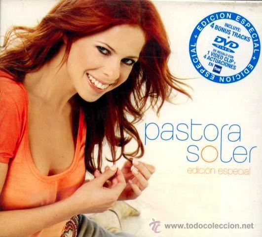 CD + DVD. PASTORA SOLER. PASTORA SOLER. EDICIÓN ESPECIAL CON DVD Y 4 CANCIONES EXTRAS. (Música - CD's Pop)