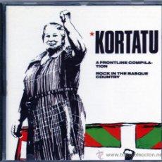 CDs de Música - KORTATU CD A FRONTLINE COMPILATION 1989 OIHUKA PUNK BASQUE RADIKAL - 26330980
