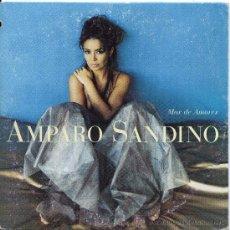 CDs de Música: AMPARO SANDINO / MAR DE AMORES (CD SINGLE 1996). Lote 11749983