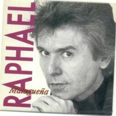 CDs de Música: RAPHAEL. MALAGUEÑA (CD-SINGLE PROMOCIONAL 1994). Lote 11780644
