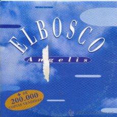 CDs de Música: EL BOSCO / ANGELIS (CD SINGLE 1996). Lote 11841148