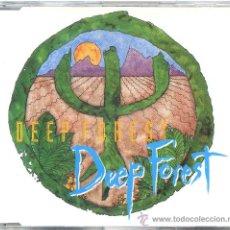 CDs de Música: DEEP FOREST / DEEP FOREST (6 VERSIONES) (CD SINGLE 1994). Lote 11872201