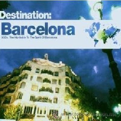 DESTINATION: BARCELONA - 3CD - PRECINTADO (Música - CD's World Music)