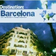 CDs de Música: DESTINATION: BARCELONA - 3CD - PRECINTADO. Lote 26755509