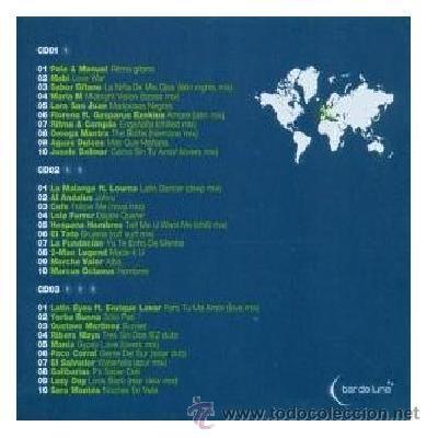 CDs de Música: DESTINATION: BARCELONA - 3CD - Precintado - Foto 2 - 26755509