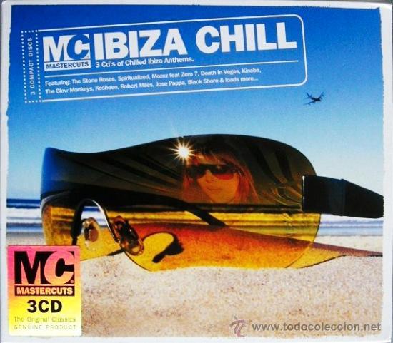 IBIZA CHILL * 3 CD * MASTERCUTS * PRECINTADO !!! (Música - CD's New age)