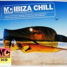 CDs de Música: IBIZA CHILL * 3 CD * MASTERCUTS * PRECINTADO !!!. Lote 26440742