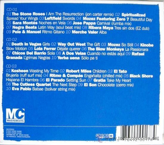 CDs de Música: Listado de temas - Foto 2 - 26440742