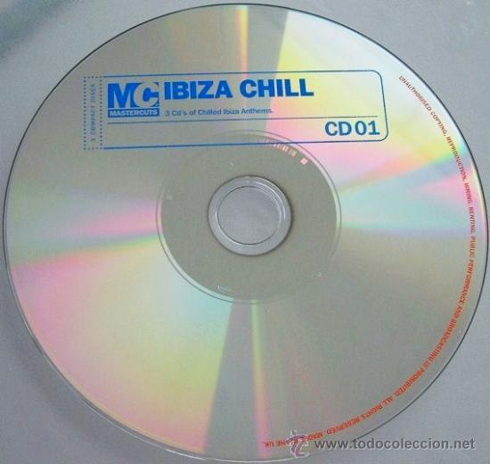 CDs de Música: IBIZA CHILL * 3 CD * Mastercuts * PRECINTADO !!! - Foto 5 - 26440742