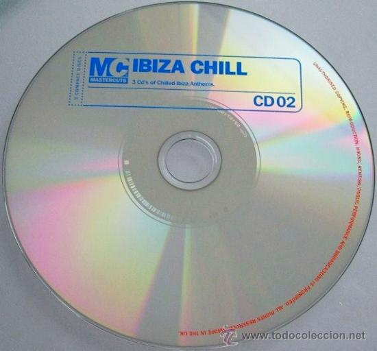 CDs de Música: IBIZA CHILL * 3 CD * Mastercuts * PRECINTADO !!! - Foto 7 - 26440742