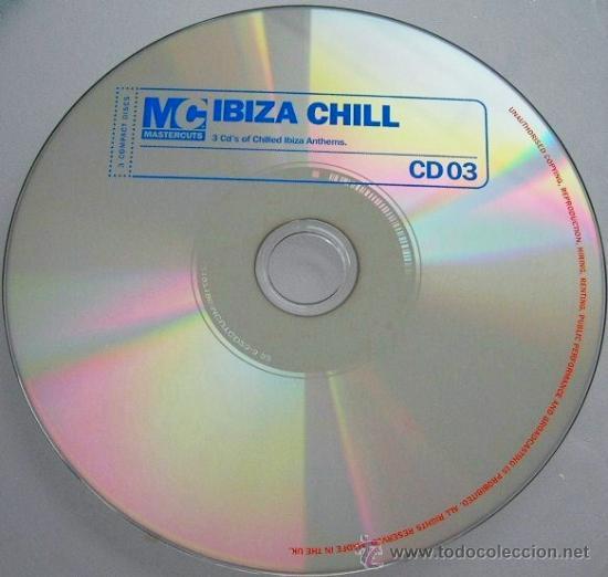 CDs de Música: IBIZA CHILL * 3 CD * Mastercuts * PRECINTADO !!! - Foto 9 - 26440742