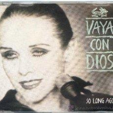 CDs de Música: VAYA CON DIOS / SO LONG AGO - LISTEN (CD SINGLE 1993). Lote 12087459