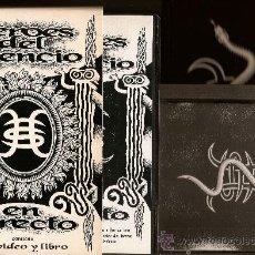 CDs de Música: HEROES DEL SILENCIO CAJA VHS+CD+LIBRO - ESPAÑOL BUNBURY. Lote 26670911