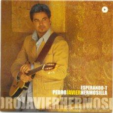 CDs de Música: PEDRO JAVIER HERMOSILLA. ESPERANDO-T (CD-SINGLE PROMOCIONAL 2003 ). Lote 12173422