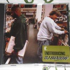 CDs de Música: DJ SHADOW - ENDTRODUCING... (CD/1996). Lote 24721060
