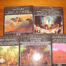 CDs de Música: LOTE CD MÚSICA CLÁSICA. Lote 12227010