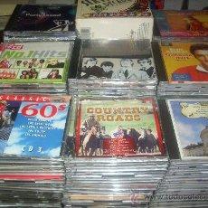 CDs de Música: OFERTA-15 (MAS DE 300 CD'S CON MUSICA DE TODOS LOS ESTILOS) (TODOS SON ORIGINALES). Lote 12259208