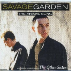 Savage Garden Break Me Shake Me Versi N Cd Comprar Cds De M Sica Pop En Todocoleccion