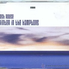 CDs de Música: JOSH ROUSE / WINTER IN THE HAMPTONS - UNDER COLD BLUE STARS (CD SINGLE 2004). Lote 12349703