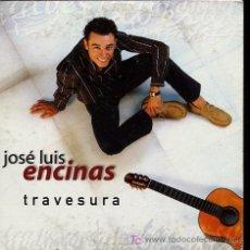 CDs de Música: JOSE LUIS ENCINAS - TRAVESURA - CD SINGLE 2003 - PROMO. Lote 12365103