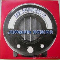 CDs de Música: JOAQUIN SABINA - 69 PUNTO G - CDSINGLE. Lote 12433370