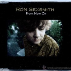 CDs de Música: RON SEXSMITH / FROM NOW ON - ALL TOO MUCH - FROM NOW ON (CD SINGLE 2004). Lote 12556635