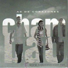 CDs de Música: CHAMBAO-AS DE CORAZONES CDSINGLE 2003 PROMOCIONAL. Lote 12570668