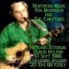 CDs de Música: VAN MORRISON AND THE CHIEFTAINS - NORTHERN MUSE (LIVE DUBLIN 1988). Lote 287925593