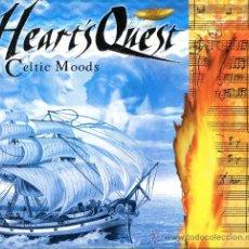 CDs de Música: HEART´S QUEST (CELTIC MOODS) / REUNION - ATLANTIC CROSSING (CD SINGLE 2001). Lote 12723670