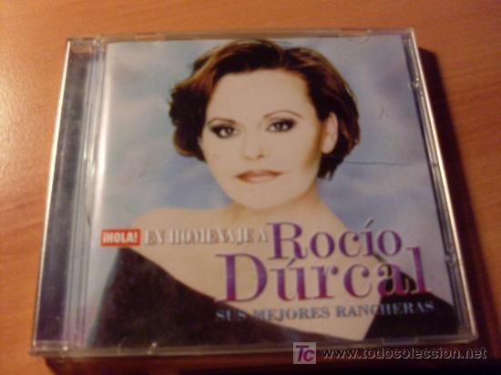 ROCIO DURCAL ( HOMENAJE A ) CD (Música - CD's Flamenco, Canción española y Cuplé)