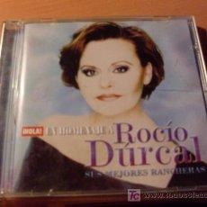 CDs de Música: ROCIO DURCAL ( HOMENAJE A ) CD . Lote 15666171