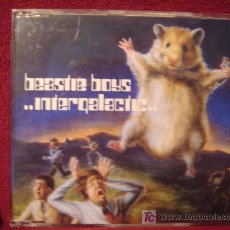 CDs de Música: BEASTIE BOYS - INTERGALACTIC CD SINGLE. Lote 26598660