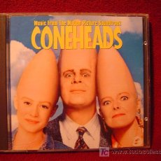CDs de Música: CONEHEADS - MUSIC FROM THE MOTION PICTURE SOUNDTRACK 1993. Lote 23791609
