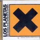 CDs de Música: CD LOS PLANETAS UNA SEMANA EN EL MOTOR DE UN AUTOBUS. Lote 160090098