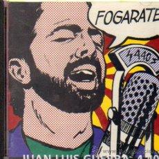 CDs de Música: JUAN LUIS GUERRA . FOGARATÉ! -- CDS. Lote 13939369
