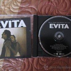 CDs de Música: EVITA MADONNA. Lote 27300854