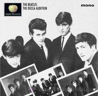 Beatles - the decca audition 1 cd dr  ebbetts - Sold through Direct