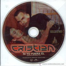 CDs de Música: CRISTIAN / SI YO FUERA ÉL (CD SINGLE 2003). Lote 13107937