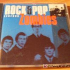 CDs de Música: ZOMBIES ( ROCK & POP LEGENDS ) CD. Lote 13117799