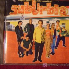 CDs de Música: SUBURBIA - BSO 1997 (ELASTICA-SONIC YOUTH-BECK-UNKLE-BUTTHOLE SURFERS-FLAMING LIPS...). Lote 27434767